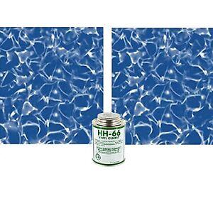 Swimming Pool Patch Liner Kit 2pc Vinyl 1 X8 Quot Inground