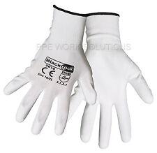 12 x Pair Of Blackrock Painters Lightweight Gripper Gloves Safety Work (5401000)