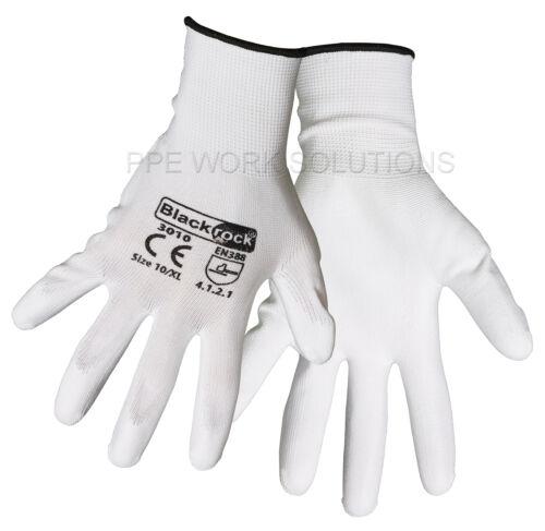 1 x Pair Of Blackrock Painter/'s Lightweight Gripper Gloves Safety Work 5401000
