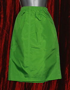 New-Episode-Sport-100-Silk-Ladies-Grass-Green-Skirt-Sizes-4-14-RRP-69-FREE-P-amp-P