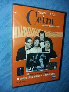 DVD-nuovo-grandi-classici-QUARTETTO-CETRA-IL-PAESE-DELLA-MUSICA-E-DEL-CINEMA