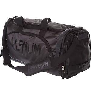 Venum-Sporttasche-Trainer-Lite-black-2123-Groesse-680-x-330-x-260-mm-MMA-BJJ