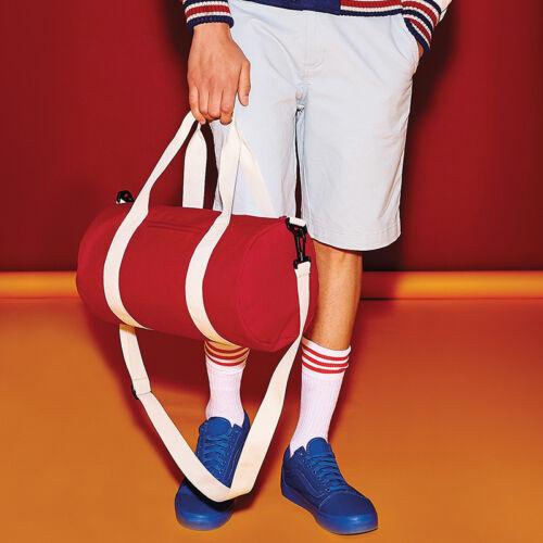 Origine BagBase Baril Holdall BG140-Unisexe Gym Voyage Sports Duffle Bag