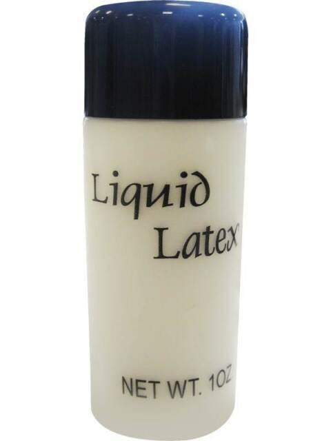 LIQUID LATEX, Fake Skin, Zombie Flesh/Halloween Make-up #CA