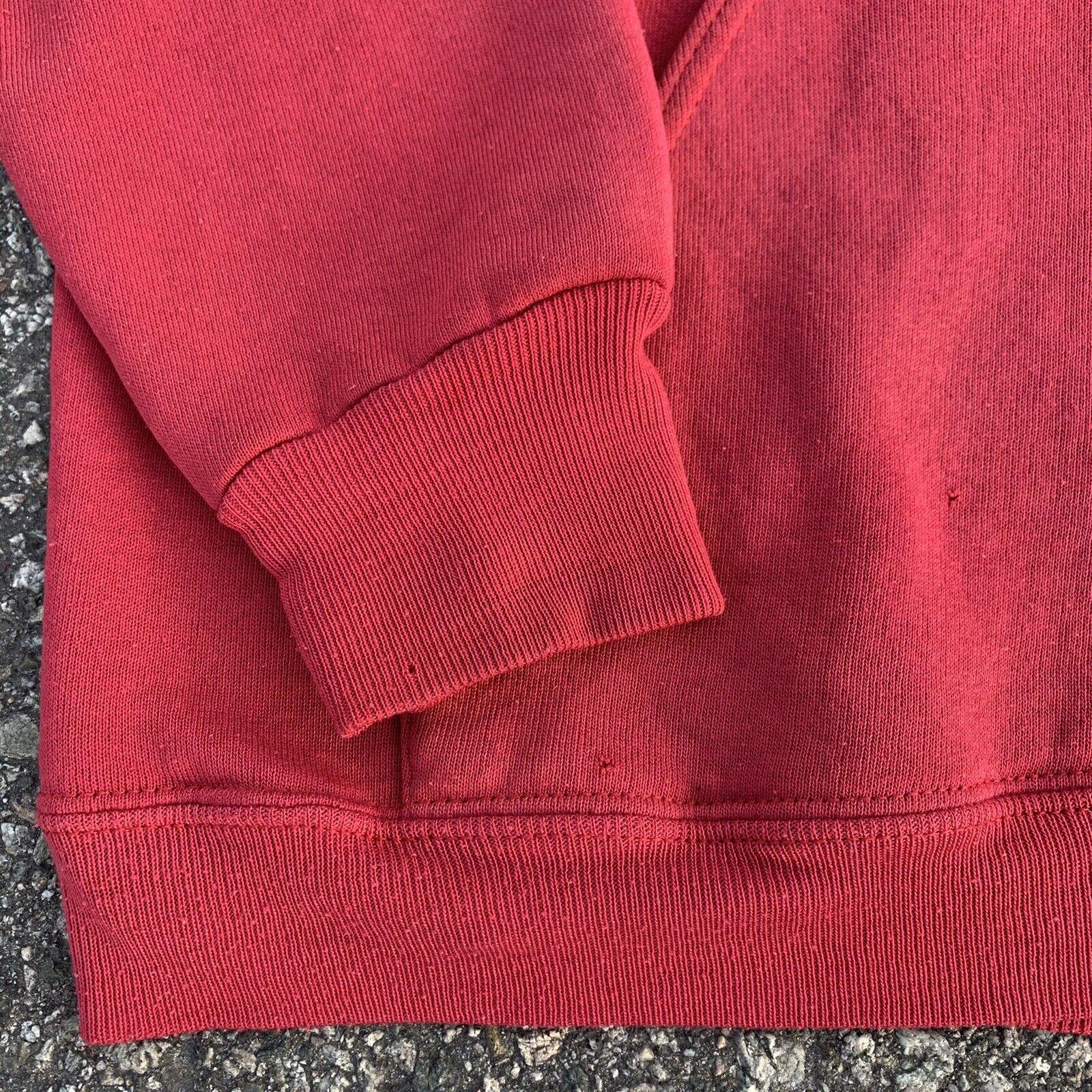 Vintage 70s Russell Athletic Hoodie Sweatshirt US… - image 10