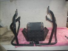 2005 Suzuki DL1000  Skid Plate Crash Bars Set V-Strom 02-2010 03 04 05 06 07
