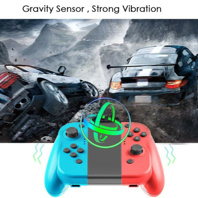 For Nintendo Switch Lite Joy-Con (L/R) Wireless Bluetooth Controller Gamepad NS