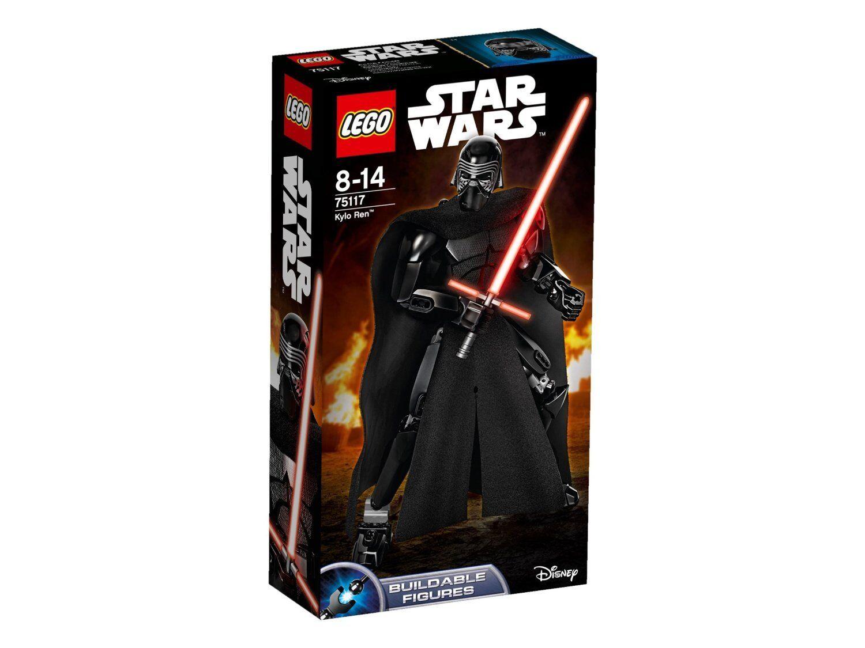LEGO Star Wars 75117 kylo Ren personaggio Episode 7 risveglio del potere