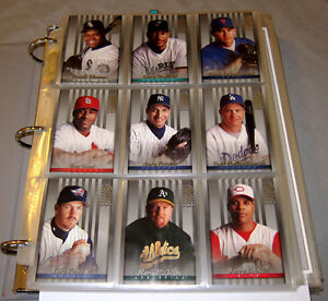 1997-Donruss-Baseball-Studio-Full-Baseball-Cards-Set-165-165