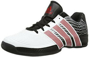 Adidas Commander 4 Basso Da Uomo TD in esecuzione Sport Fitness Scarpe Da Ginnastica Da Basket