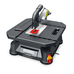 Rockwell RK7323 BladeRunner X2 Portable Tabletop Saw with Blades & Accessories
