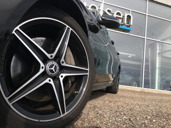 Mercedes C250 2,0 AMG Line stc. aut. - billede 2