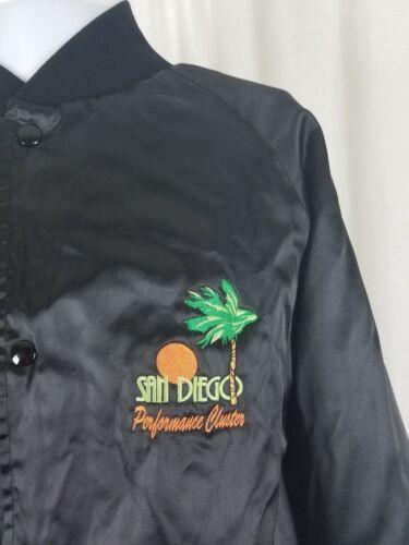 Da Clicker San Mazzetto Giacca Xl Auto Diego Club Satin Vintage Uomo Performance RzOTwgx0qq