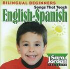 English-Spanish by Jesus Ostos (CD-Audio, 2010)