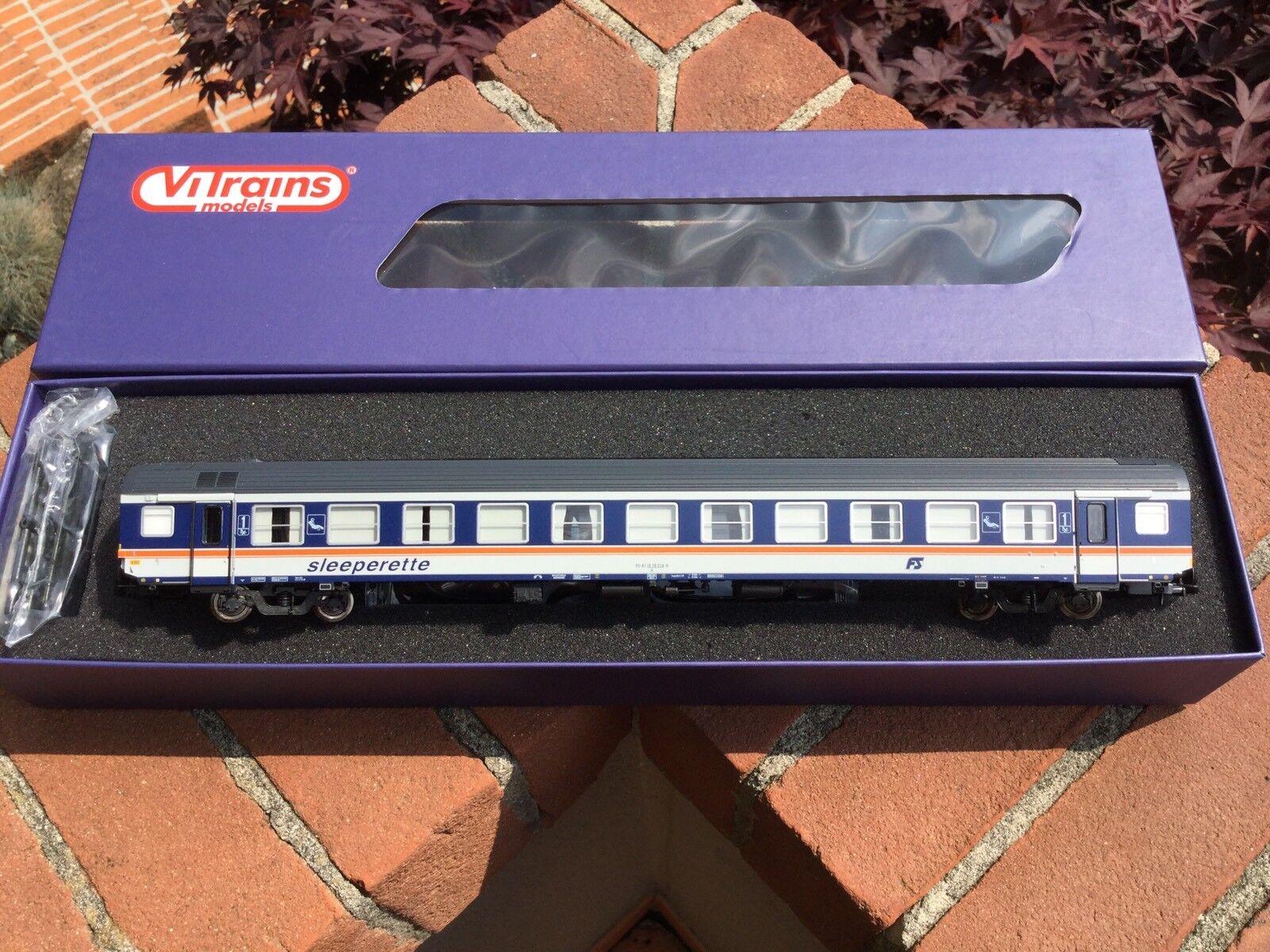 controlla il più economico VIi treni 3085 autorozza MDVE MDVE MDVE sleeperette FS  in cerca di agente di vendita