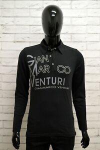Polo-GIANMARCO-VENTURI-Uomo-Taglia-Size-M-Maglia-Maglietta-Camicia-Shirt-Cotone