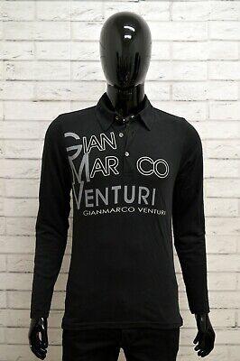 Polo Gianmarco Venturi Uomo Taglia Size M Maglia Maglietta Camicia Shirt Cotone Promuovere La Salute E Curare Le Malattie
