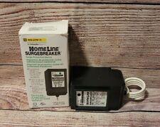 New Listingsquare D Hom2175sb Homeline Ac Power Surge Protector Device Surgebreaker New