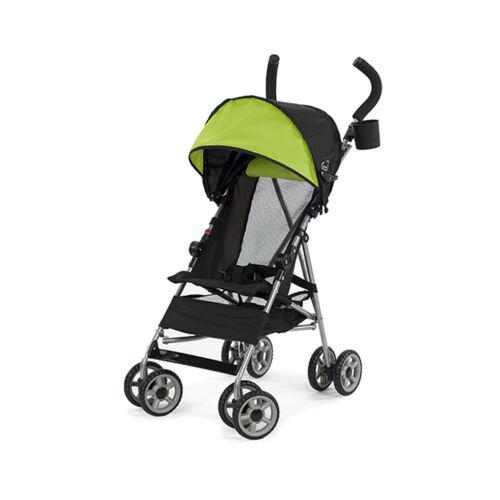 Kids Kolcraft Cloud Umbrella Stroller children Spring Green New