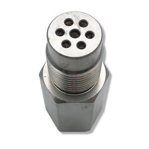 Mini Oxygen O2 Sensor Spacer Adapter Bung Converter Check Engine Light Universal