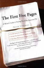 The First Five Pages Noah Lukeman Pdf