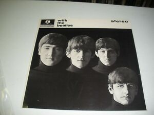 With-The-Beatles-UK-Import-EX-PCS-3045-EMI-Date-Unknown