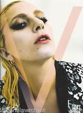 V magazine Lady Gaga Karl Lagerfeld Daphne Guinness American Horror Story .