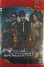 DHOOM 3 SPECIAL EDITION 2 DISC SET YESH RAJ FILMS ORIGINAL BOLLYWOOD DVD