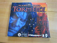 Planescape Torment (PC, 1999) Black Isle, Interplay, AD&D - Tested