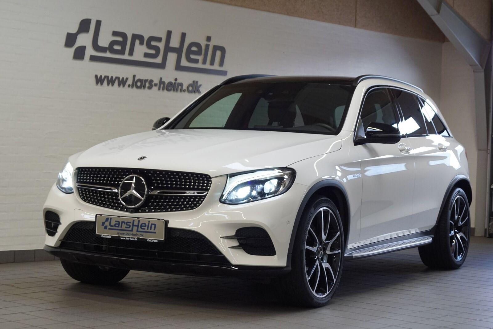 Mercedes GLC43 3,0 AMG aut. 4-M 5d - 829.800 kr.