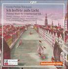 Telemann: Ich hoffete aufs Licht (CD, Apr-2011, CPO)