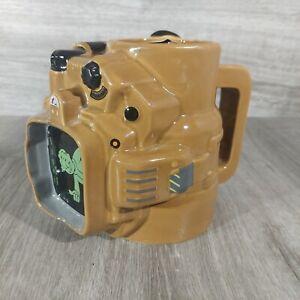Fallout Pip Boy Ceramic Mug 45 OZ  Fallout Collector's Edition