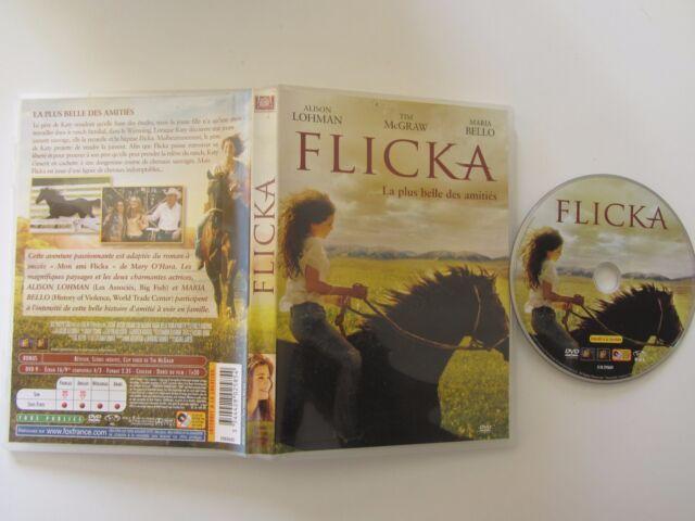 Flicka de Michael Mayer avec Alison Lohman, DVD, Aventure