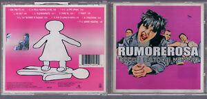 CD-RUMOREROSA-PICCOLI-DISTURBI-MENTALI-2005-USATO