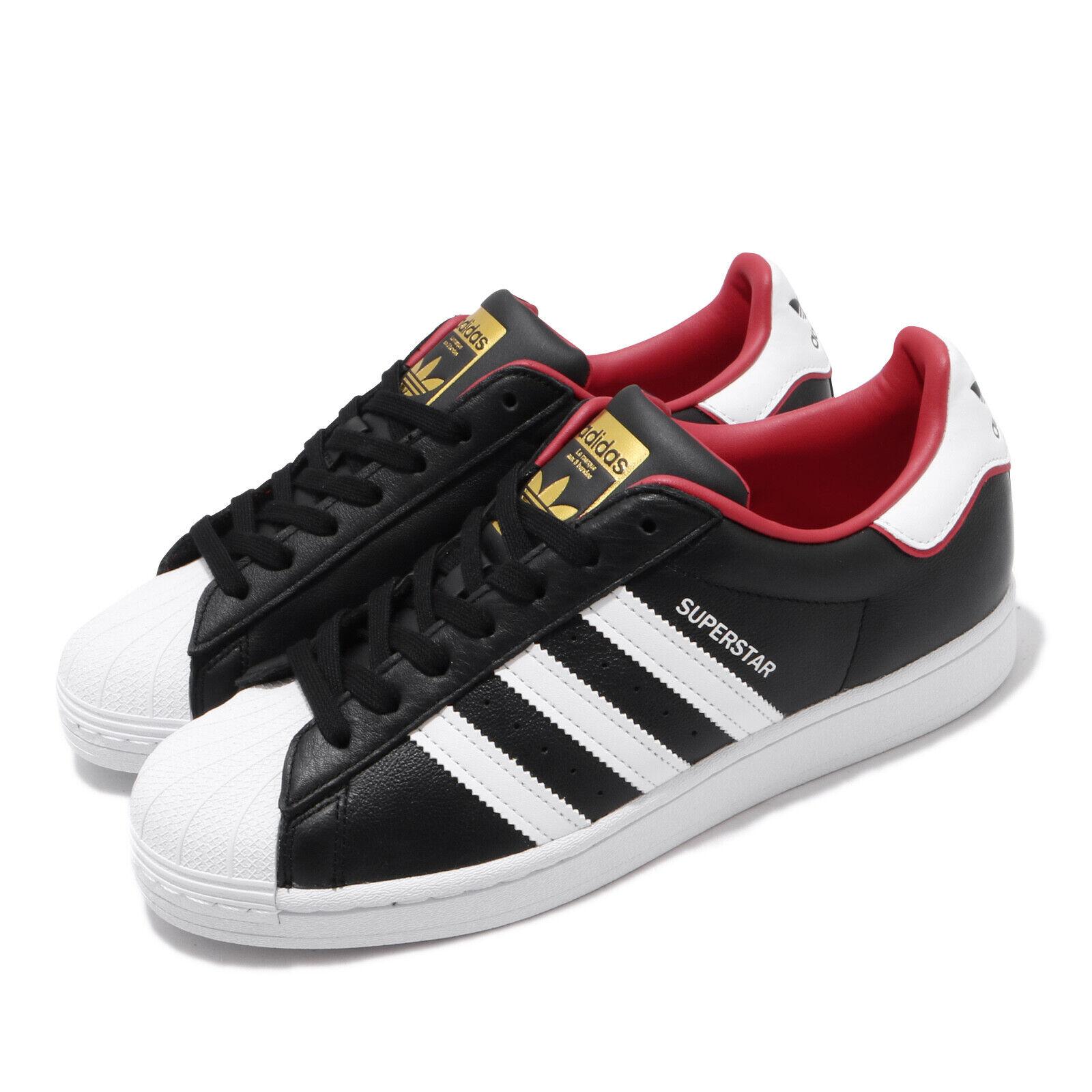 adidas Originals Valentines Day LOVE Black White Red Men Unisex Classic FW6385