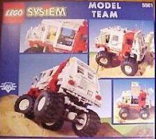 Lego Team Model 5561 Big Foot 4x4 New SEALED