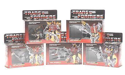 Transformers Set of 5 Dinobot Grimlock Sludge Slag Swoop Snarl