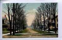 (Gw830-449) Dodd Street, LISTOWEL, Ontario, Canada c1910 EX