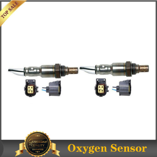 Up/&Downstream Right-Denso Oxygen Sensor 2PCS For 2011 Dodge Grand Caravan 3.6L
