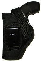 Usa Mfg Tactical 38 Special Taurus 2 In Snub Nose Black Holster Custom Zt 2