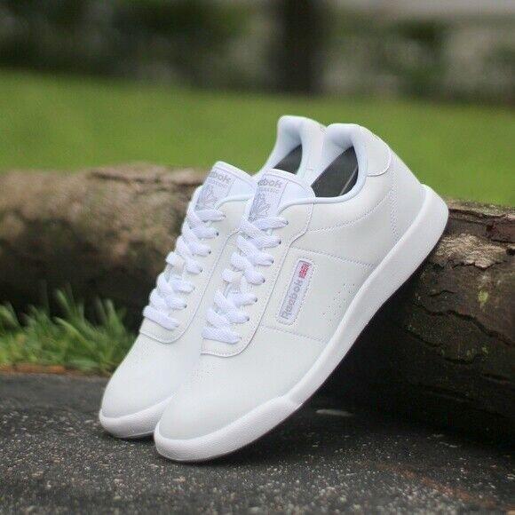 Reebok SNEAKERS Sz 7 Womens Pink White