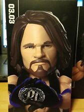 WWE SLAM Crate Exclusive AJ Styles Slam Stars Collectible Figure Loot Crate