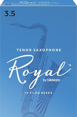 Strength 3.5 Rico Tenor Saxophone Reeds 10-pack