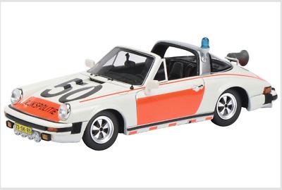 """Ed Schuco 00364 # Porsche 911 S Targa Baujahr 1973 /"""" gelb /"""" 1:18 Lim 500 Stück"""