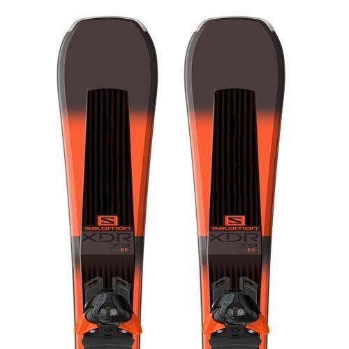 Salomon 2018 XDR 79 CF Skis w XT 10 Bindings NEW    160cm