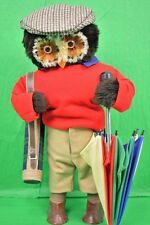 """Abercrombie & Fitch London Owl Golfer"""