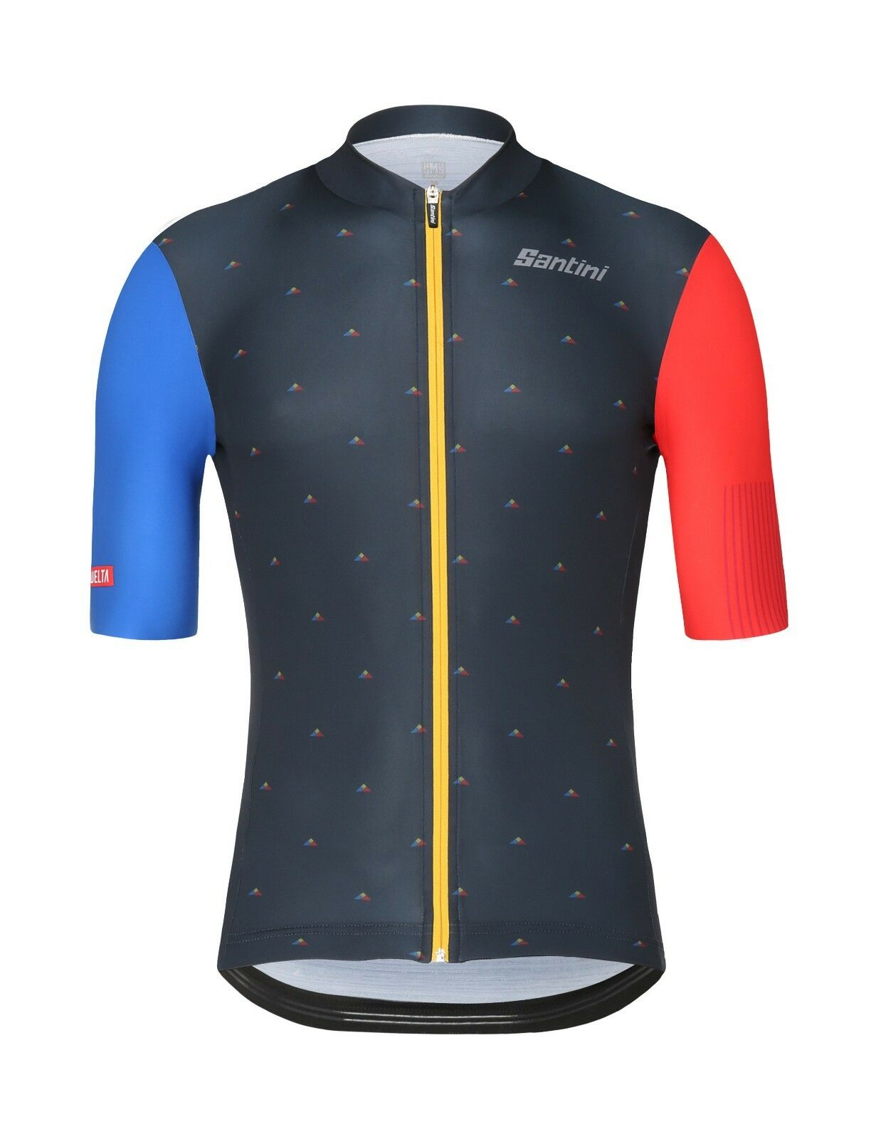 2018 La Vuelta  Andorra Cycling Jersey: Made in  by Santini