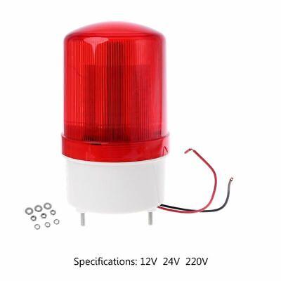 1x LED Alarm Light Signal Buzzer Rotary Flash Siren Emergency Sound  Illumination | eBay