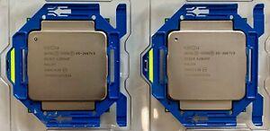 2x-Intel-Xeon-E5-2667-V3-Matched-3-2GHz-8-Core-20M-SR203-LGA-2011-CPU-Processors