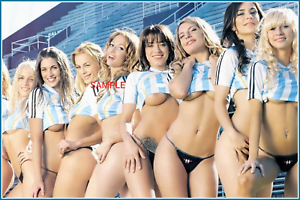 4x6-UNSIGNED-PHOTO-PRINT-OF-NFL-SOCCER-CHEERLEADERS-95